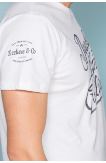 T-shirt T-shirt KELVIN Man S19173 (44419) - DEELUXE-SHOP