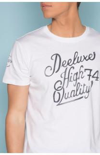 T-shirt T-shirt KELVIN Man S19173 (44420) - DEELUXE-SHOP