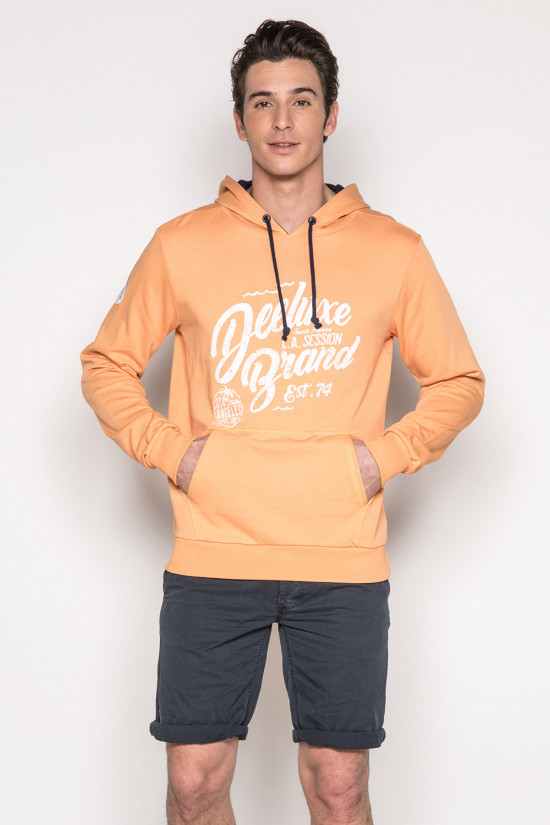 Sweatshirt MORELEY Man S19528 (44442) - DEELUXE-SHOP