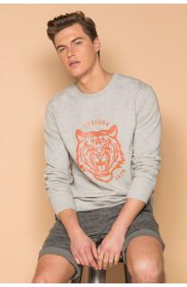 Sweatshirt NIKO Man S19515 (44453) - DEELUXE-SHOP