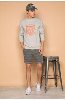 Sweatshirt NIKO Man S19515 (44454) - DEELUXE-SHOP