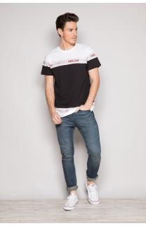 T-shirt T-shirt PERSONAL Man S19128 (44470) - DEELUXE-SHOP