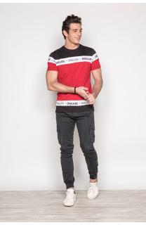 T-shirt T-shirt PERSONAL Man S19128 (44475) - DEELUXE-SHOP