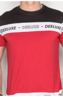 T-shirt T-shirt PERSONAL Man S19128 (44478) - DEELUXE-SHOP