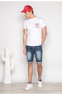 Short Short STAY Man S19J807 (44601) - DEELUXE-SHOP