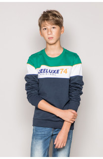 Sweatshirt DRIBBLE Boy S19517B (44730) - DEELUXE-SHOP