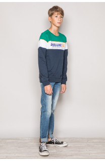 Sweatshirt DRIBBLE Boy S19517B (44731) - DEELUXE-SHOP