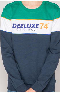Sweatshirt DRIBBLE Boy S19517B (44734) - DEELUXE-SHOP