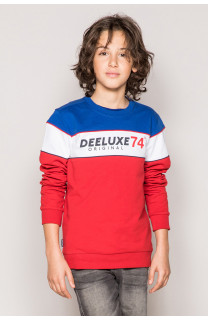 Sweatshirt DRIBBLE Boy S19517B (44735) - DEELUXE-SHOP