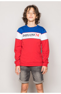Sweatshirt DRIBBLE Boy S19517B (44737) - DEELUXE-SHOP