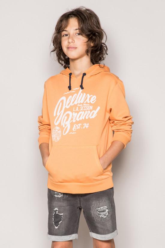 Sweatshirt Sweatshirt MORELEY Boy S19528B (44765) - DEELUXE-SHOP