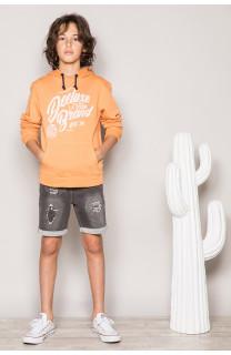 Sweatshirt Sweatshirt MORELEY Boy S19528B (44766) - DEELUXE-SHOP