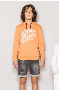 Sweatshirt Sweatshirt MORELEY Boy S19528B (44767) - DEELUXE-SHOP