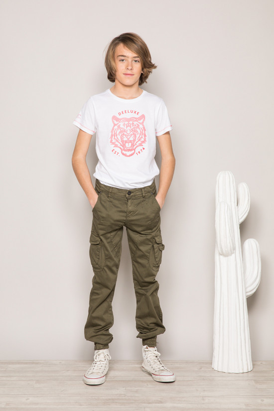 Pant TROUSERS GARDEN Boy S197017B (44770) - DEELUXE-SHOP
