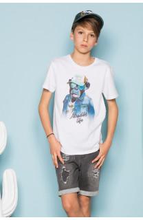 T-shirt WAIKIKI Boy S191104B (44780) - DEELUXE-SHOP