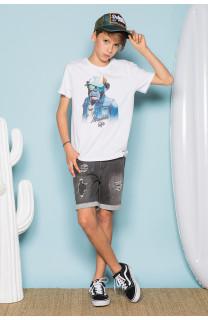 T-shirt WAIKIKI Boy S191104B (44781) - DEELUXE-SHOP