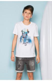 T-shirt WAIKIKI Boy S191104B (44782) - DEELUXE-SHOP