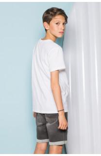 T-shirt WAIKIKI Boy S191104B (44783) - DEELUXE-SHOP