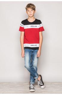 T-shirt PERSONAL Boy S19128B (44806) - DEELUXE-SHOP