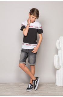 T-shirt PERSONAL Boy S19128B (44811) - DEELUXE-SHOP
