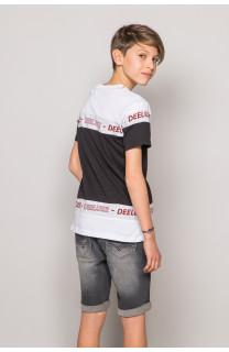 T-shirt PERSONAL Boy S19128B (44813) - DEELUXE-SHOP