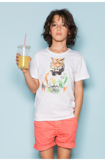 T-shirt TIGROU Boy S19144B (44840) - DEELUXE-SHOP
