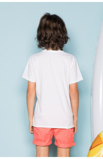 T-shirt TIGROU Boy S19144B (44843) - DEELUXE-SHOP