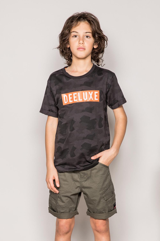 T-shirt T-SHIRT WEAK Boy S19147B (44845) - DEELUXE-SHOP