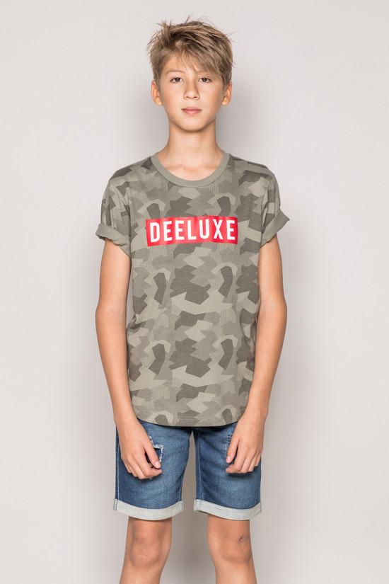 T-shirt T-SHIRT WEAK Boy S19147B (44849) - DEELUXE-SHOP