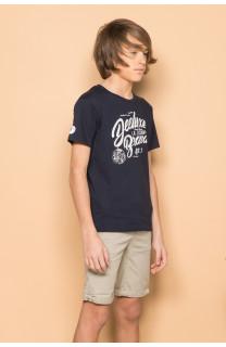 T-shirt T-shirt SESSION Boy S19177B (44888) - DEELUXE-SHOP