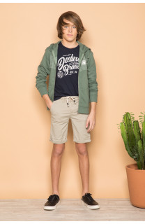 T-shirt T-shirt SESSION Boy S19177B (44889) - DEELUXE-SHOP