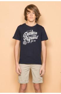 T-shirt T-shirt SESSION Boy S19177B (44890) - DEELUXE-SHOP