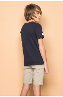 T-shirt T-shirt SESSION Boy S19177B (44891) - DEELUXE-SHOP