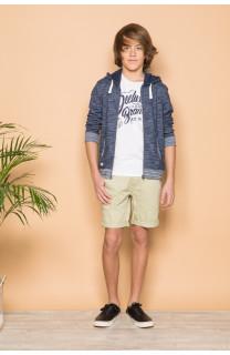 T-shirt T-shirt SESSION Boy S19177B (44894) - DEELUXE-SHOP