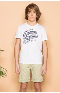 T-shirt T-shirt SESSION Boy S19177B (44895) - DEELUXE-SHOP
