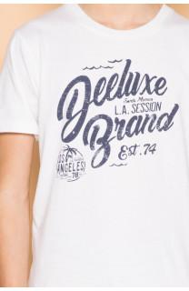 T-shirt T-shirt SESSION Boy S19177B (44897) - DEELUXE-SHOP