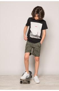 Short Short TOOK Boy S19755B (45010) - DEELUXE-SHOP