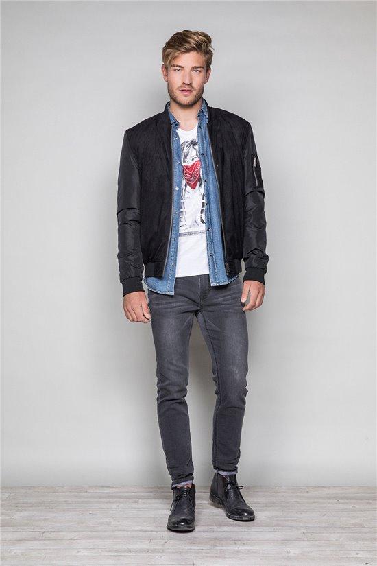 T-shirt T-shirt BONNIE Man S19182 (45034) - DEELUXE-SHOP