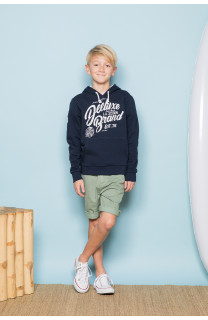 Sweatshirt Sweatshirt MORELEY Boy S19528B (45050) - DEELUXE-SHOP