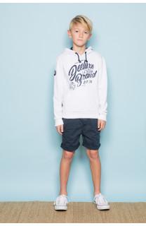 Sweatshirt Sweatshirt MORELEY Boy S19528B (45056) - DEELUXE-SHOP