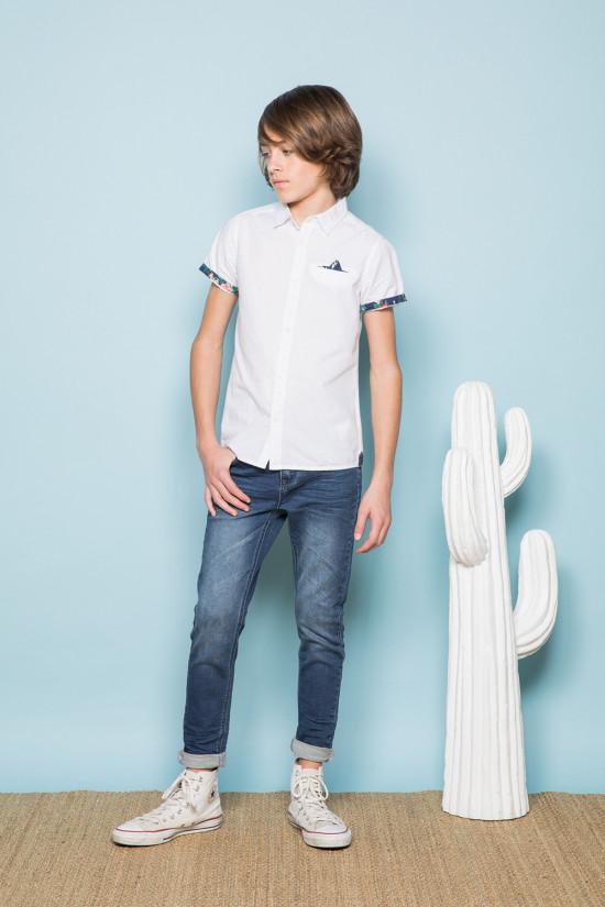 Shirt FELIZ Boy S19427B (45059) - DEELUXE-SHOP