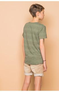 T-shirt SCRIPT Boy S19125B (45117) - DEELUXE-SHOP