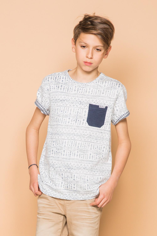 T-Shirt T-shirt ASTEC Boy S19131B (45124) - DEELUXE-SHOP