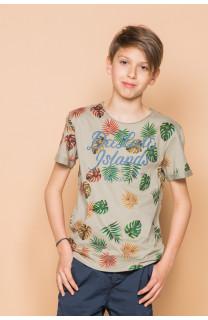T-Shirt FRESH Boy S19156B (45134) - DEELUXE-SHOP