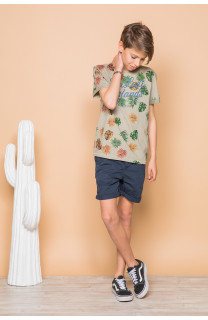 T-Shirt FRESH Boy S19156B (45135) - DEELUXE-SHOP