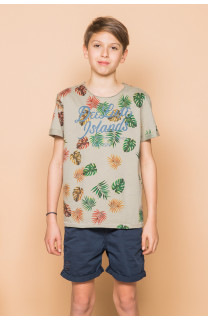 T-Shirt FRESH Boy S19156B (45136) - DEELUXE-SHOP