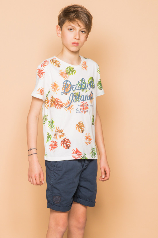 T-shirt FRESH Boy S19156B (45134) - DEELUXE-SHOP