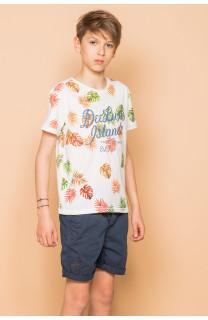 T-Shirt FRESH Boy S19156B (45139) - DEELUXE-SHOP