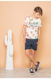 T-Shirt FRESH Boy S19156B (45140) - DEELUXE-SHOP