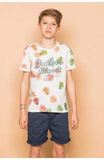 T-Shirt FRESH Boy S19156B (45141) - DEELUXE-SHOP